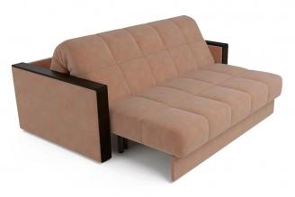 Процесс трансформации диван аккордеона в кровать
