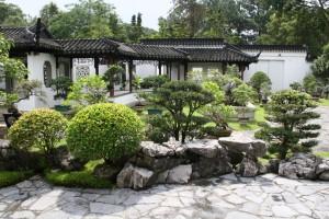 Классический китайский сад