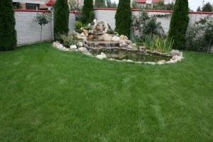 Декоративный газон своими руками