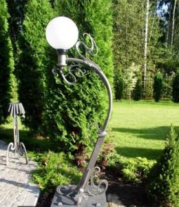 Освещение для дорожек в саду