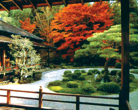Японский сад на вашем участке