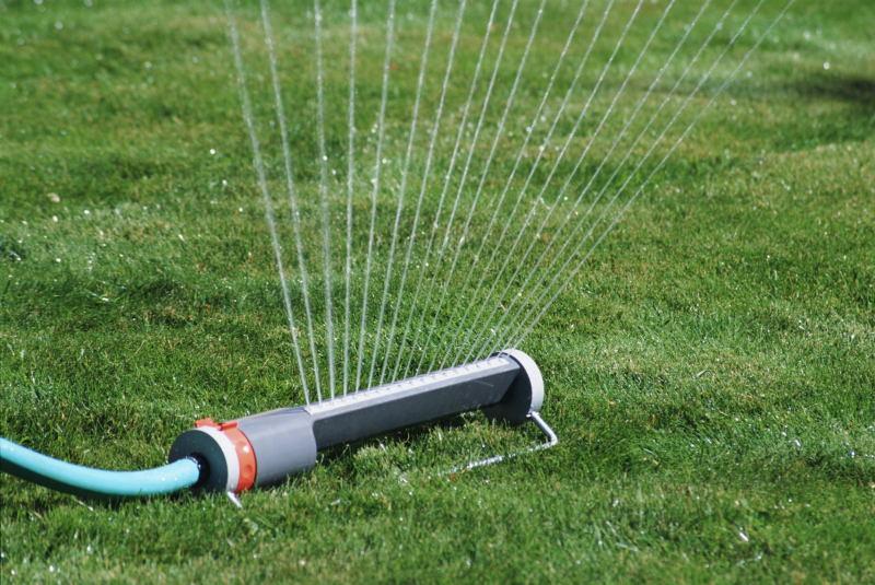 Система полива сада или огорода