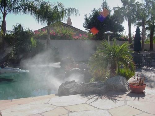 Как сделать эффект тумана в домашних условиях