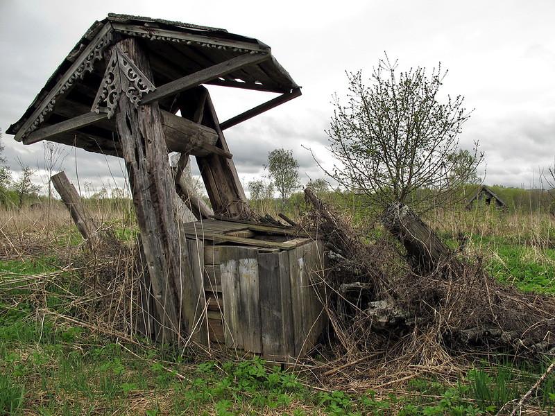 фото русской деревни
