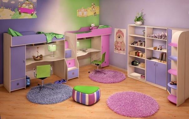 Высококачественная детская мебель на заказ