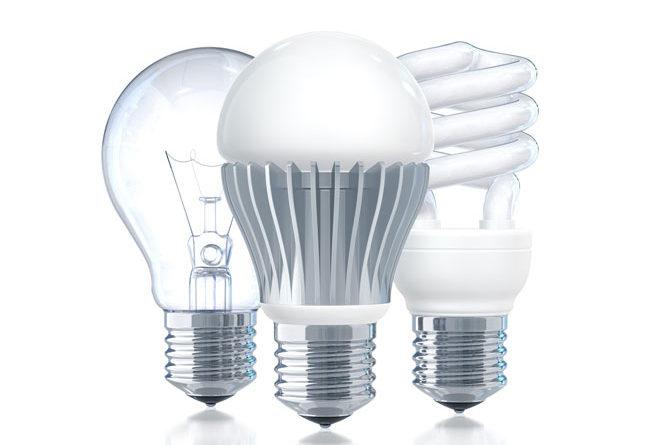 Назначение видов освещения