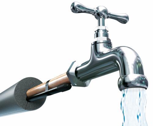 Водопровод, смачиваемость и поверхностное натяжение