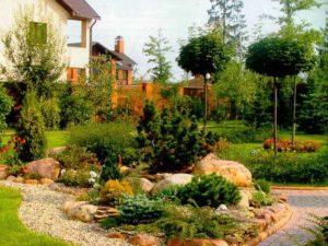 Gardenpark - 10 лет опыта в дизайне