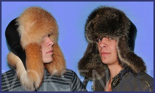Как подобрать мужскую шапку?