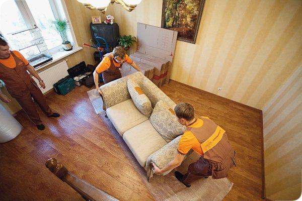 Расчет стоимости квартирного переезда