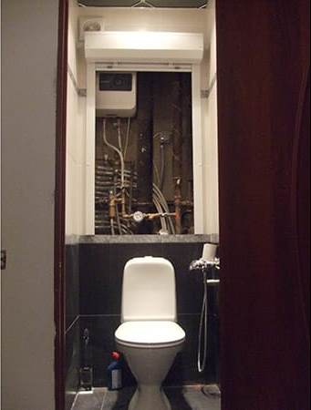 Выбираем рольставни в туалет — 9 полезных советов