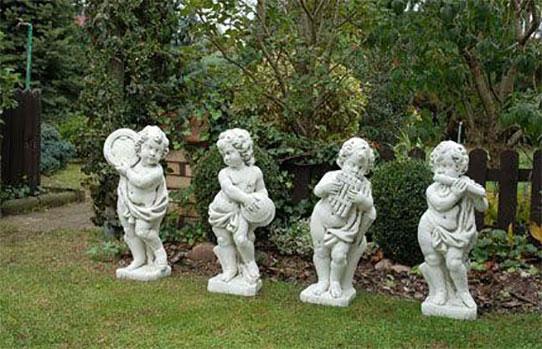 Как выбрать садовую скульптуру