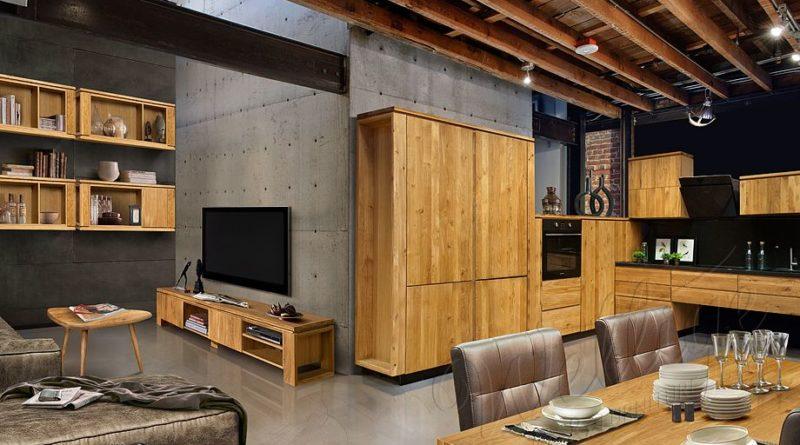 Кухня-гостиная в стиле Лофт – руководство по созданию идеального интерьера