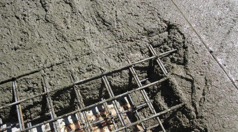 Разновидности бетона
