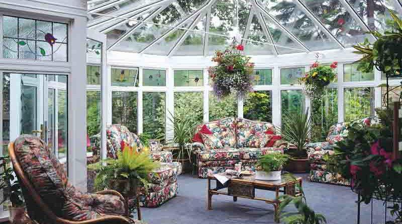 Как происходит проектирования зимнего сада?