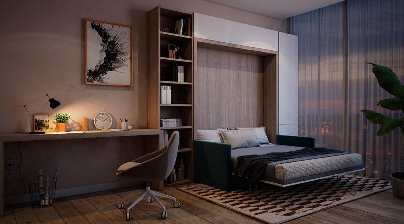 Преимущества малогабаритной мебели