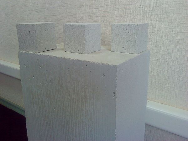 Применение ячеистого бетона