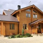 Профилированный брус для постройки дома