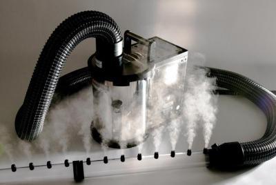 Как выбрать туманообразователь и на что обратить внимание