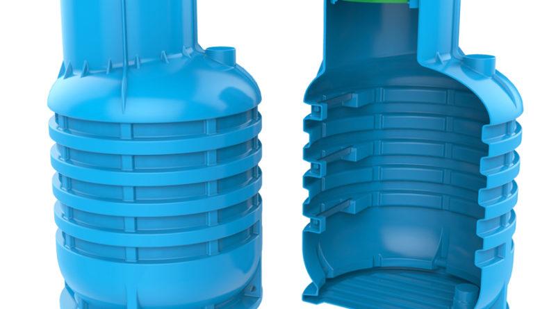 Особенности пластикового кессона