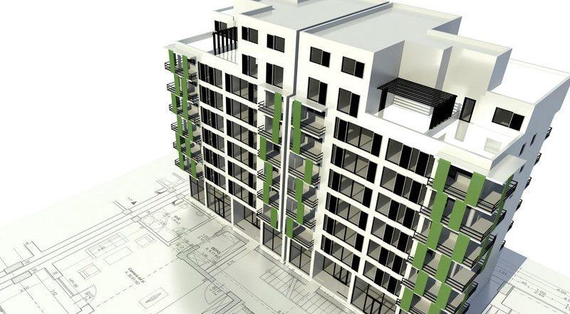 Как происходит проектирование зданий?