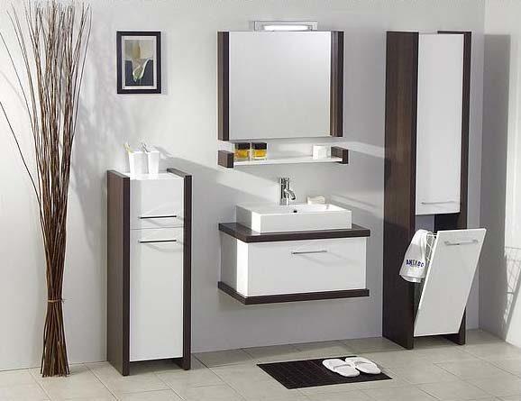 Как выбрать мебель для ванной?