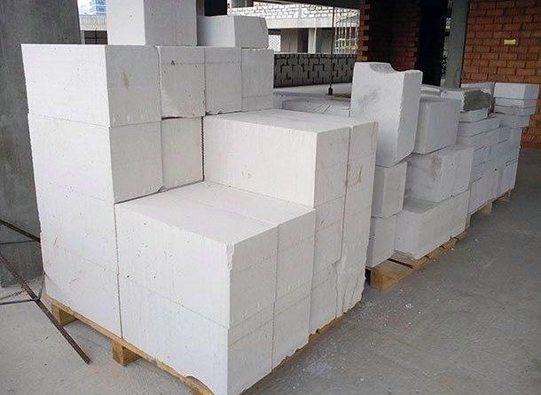 Производство газосиликатных блоков