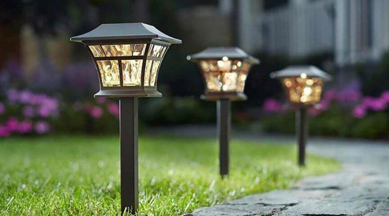 Советы при выборе уличных фонарей
