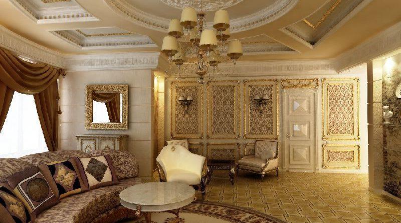 От классицизма до эклектики: гипсовая лепнина в разных стилях интерьера
