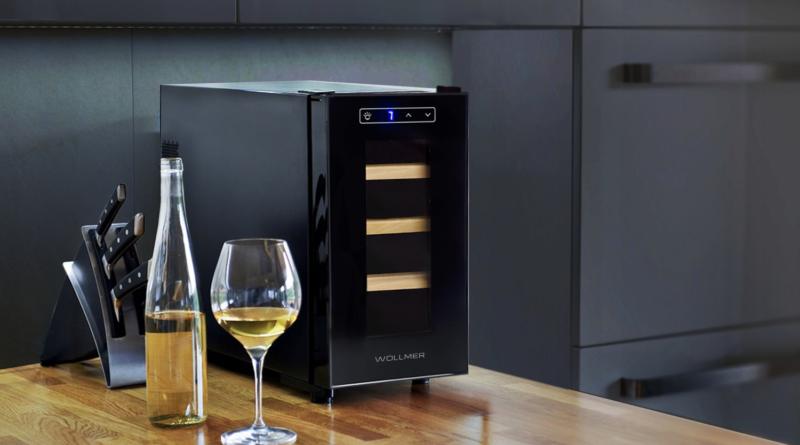 В Wollmer C230 созданы все условия для хранения вина дома