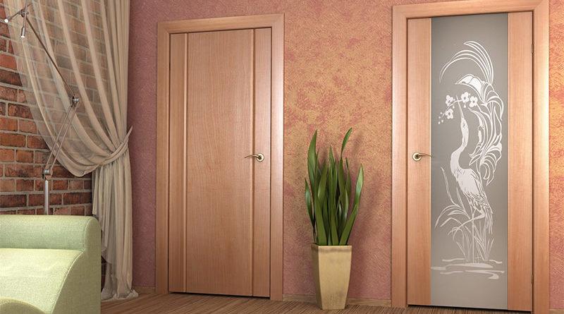 Как выбрать межкомнатные двери в дом?