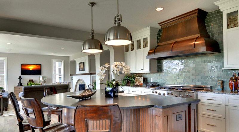 Особенности осветительных приборов для кухни, информация от компании Свет24