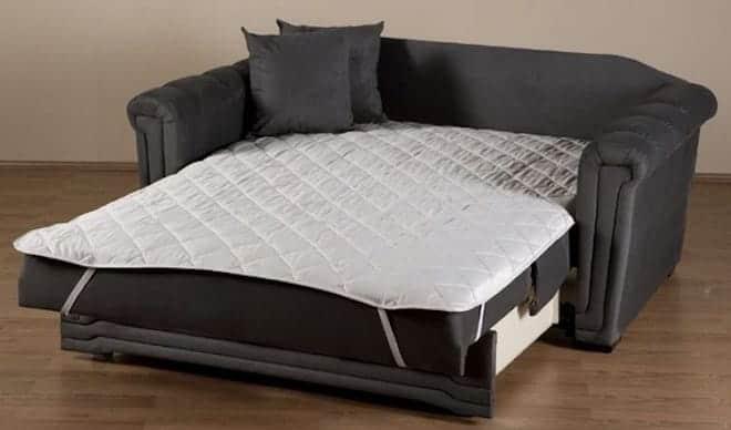 Как выбрать тонкий матрас на диван?