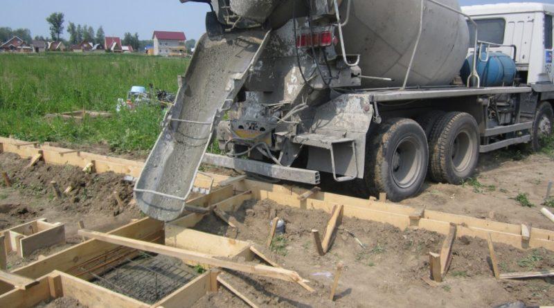 Конструкционный бетон с доставкой